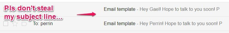 YAMM Email Delivery Test